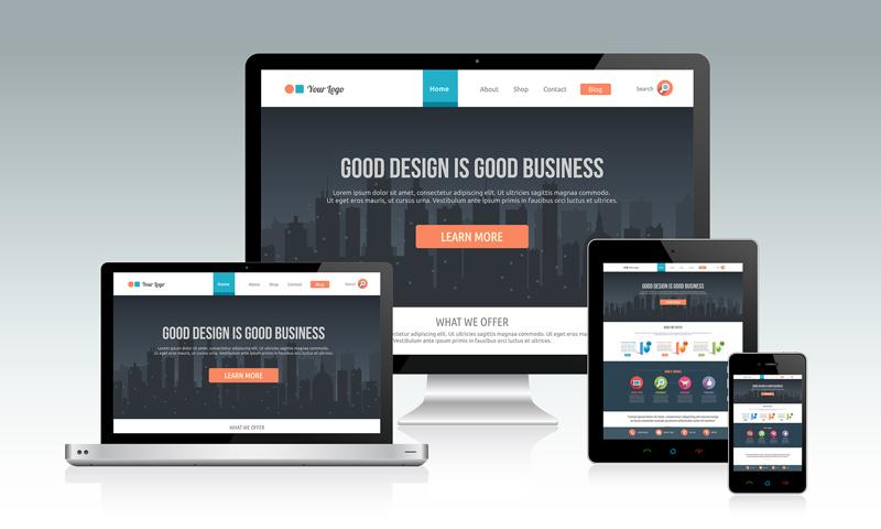 Top 4 Benefits of A Responsive Website Design - Code XOXO