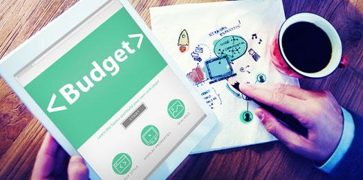 Shopify budget