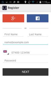 uber registration