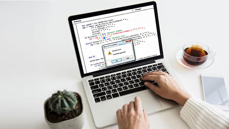 Java Error Identifier Expected