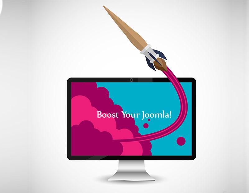 boost your Joomla
