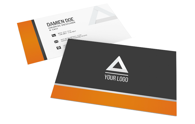 business visiting card